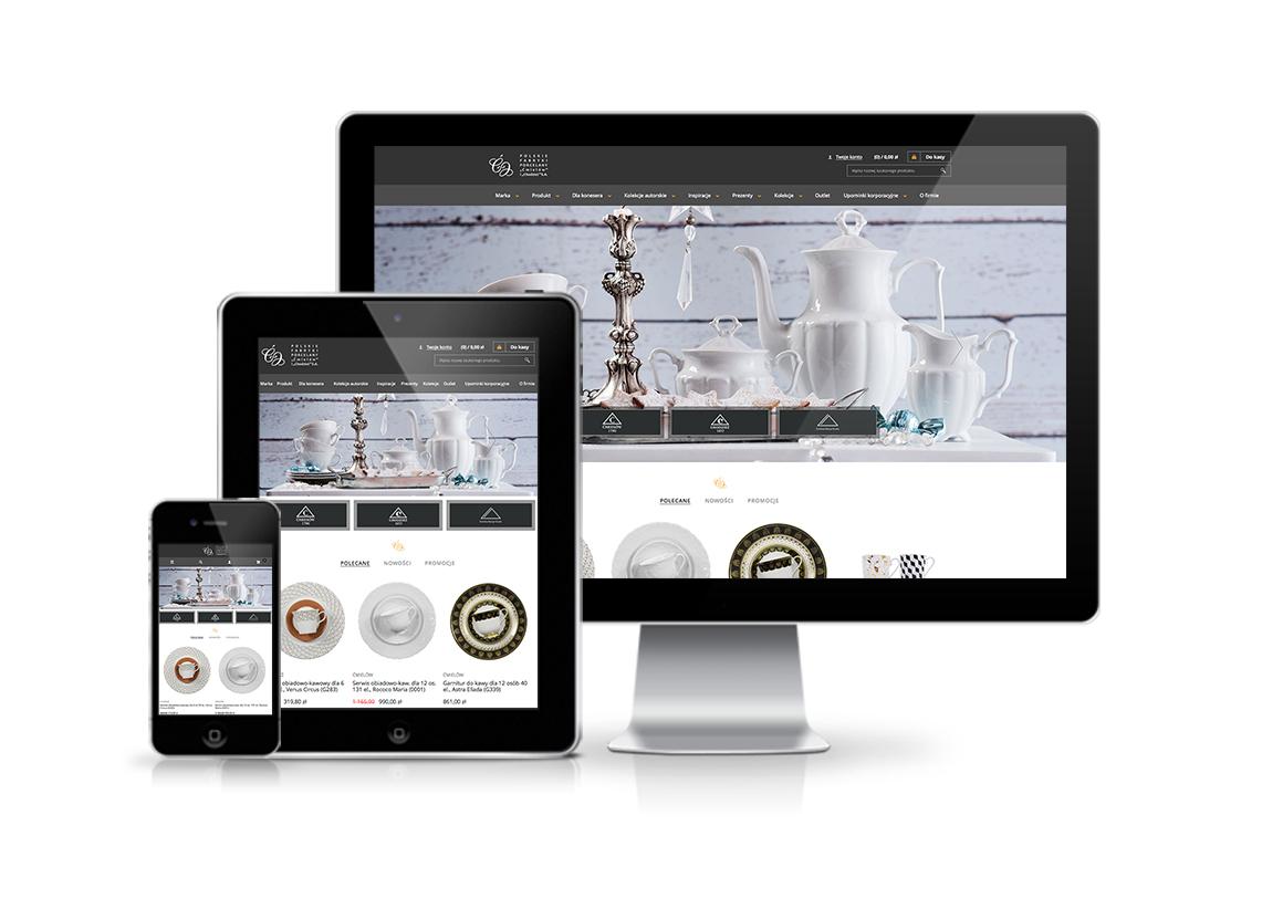 Sklep w responsive web design
