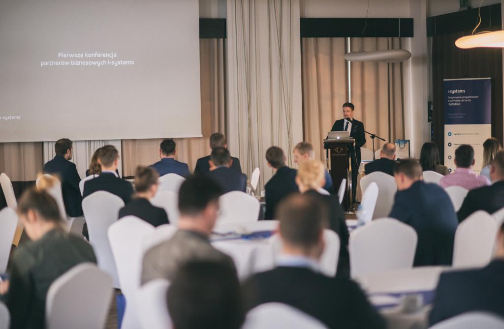 I konferencja partnerów biznesowych i-systems