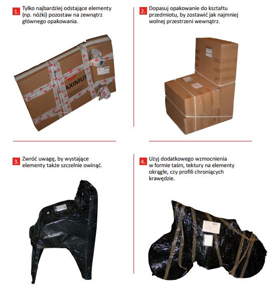 Jak zapakować i wysłać niestandardową przesyłkę?